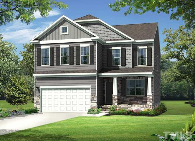 452 Granite Saddle Drive, Rolesville, NC 27571 (#2182657) :: The Jim Allen Group