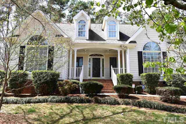 7917 Fairlake Drive, Wake Forest, NC 27587 (#2182684) :: The Jim Allen Group