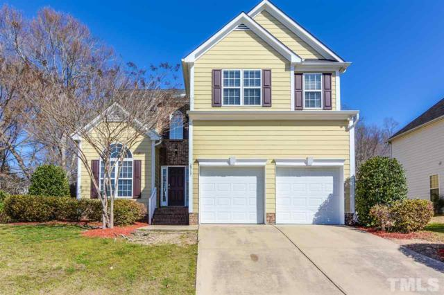 2913 Carriage Meadows, Wake Forest, NC 27587 (#2182702) :: The Jim Allen Group