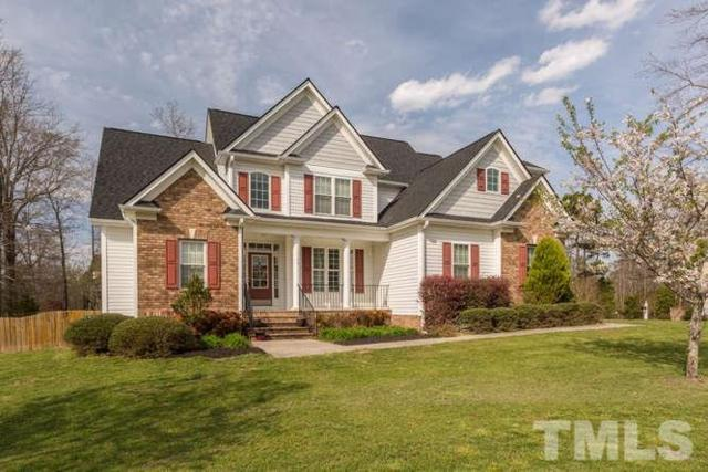 15 Long Leaf Court, Youngsville, NC 27596 (#2182733) :: The Jim Allen Group