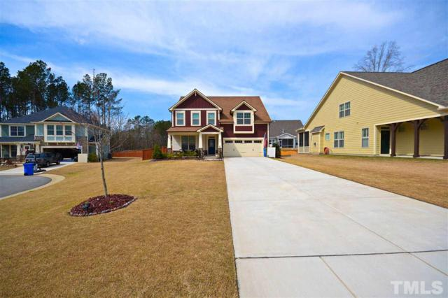 851 Lake Artesia Lane, Fuquay Varina, NC 27526 (#2182738) :: The Jim Allen Group