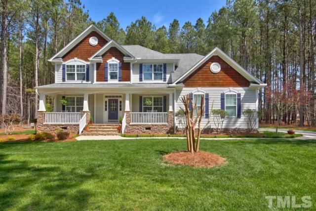 5540 Creek Pine Drive, Wake Forest, NC 27587 (#2182750) :: The Perry Group