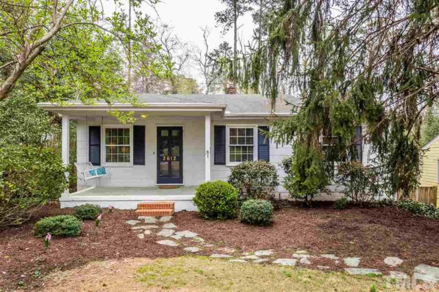 2612 Barmettler Street, Raleigh, NC 27607 (#2182781) :: Raleigh Cary Realty