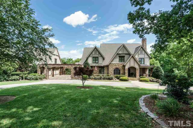 255 Forest Bridge Road, Youngsville, NC 27596 (#2182819) :: The Jim Allen Group
