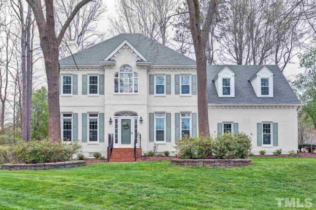 5432 Shoreline Court, Holly Springs, NC 27540 (#2182822) :: Raleigh Cary Realty