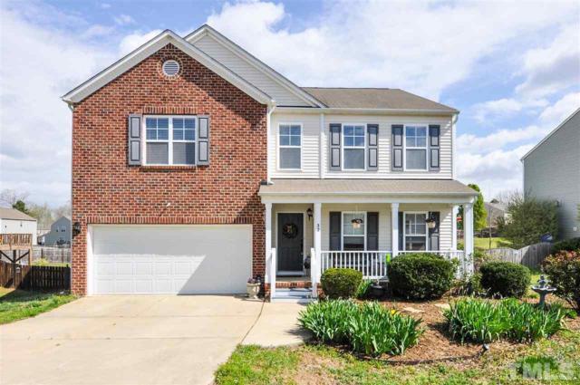 32 Woodcreek Lane, Clayton, NC 27520 (#2182826) :: Raleigh Cary Realty