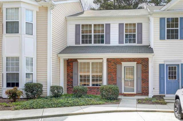 203 Orchard Park Drive, Cary, NC 27513 (#2182866) :: The Jim Allen Group