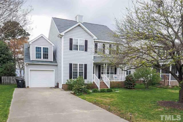 109 Lake Meadow Drive, Apex, NC 27502 (#2182885) :: Rachel Kendall Team, LLC