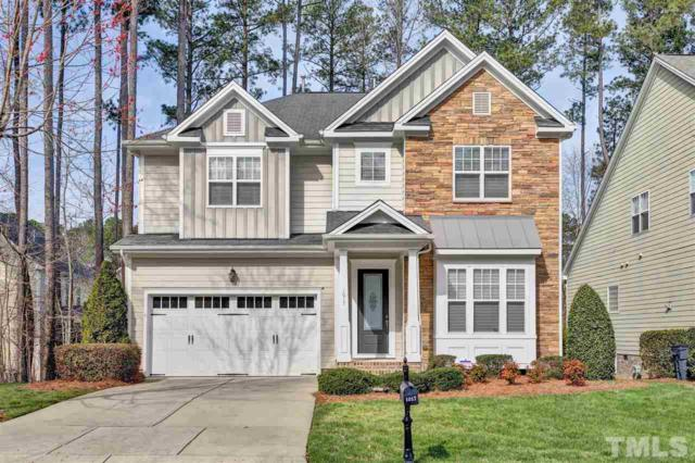 1017 Dotson Way, Apex, NC 27523 (#2182886) :: Rachel Kendall Team, LLC