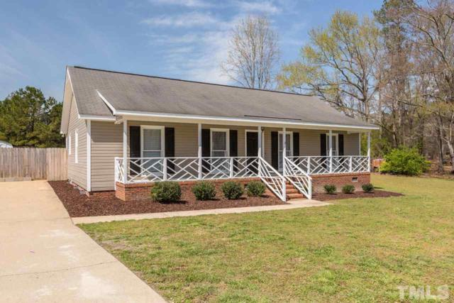 100 Pheasant Drive, Clayton, NC 27520 (#2182897) :: The Jim Allen Group