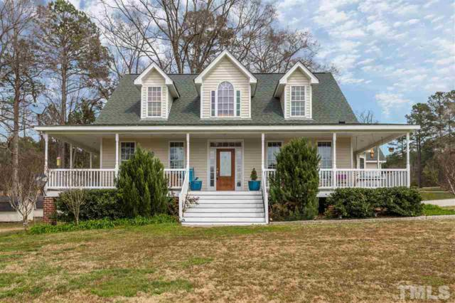 60 Stump Jumper Road, Zebulon, NC 27597 (#2182905) :: The Perry Group