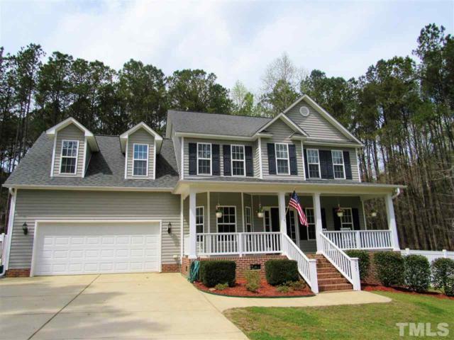325 Albemarle Drive, Clayton, NC 27527 (#2182917) :: The Jim Allen Group