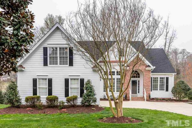 2601 Forest Lake Court, Wake Forest, NC 27587 (#2182920) :: Raleigh Cary Realty