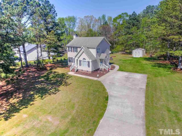 3317 Stoney Creek Drive, Clayton, NC 27520 (#2182960) :: Rachel Kendall Team, LLC