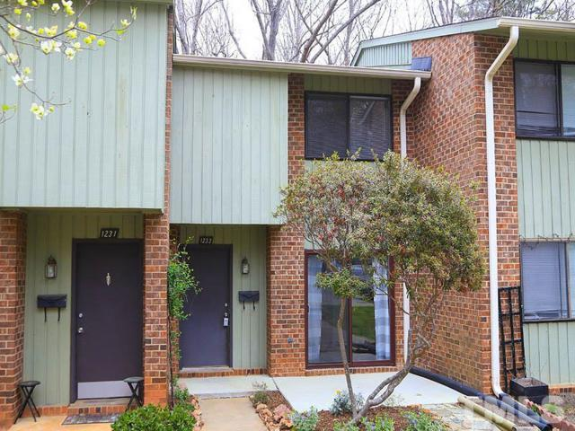 1233 Teakwood Place #1233, Raleigh, NC 27606 (#2183005) :: The Jim Allen Group
