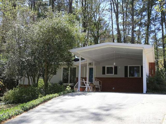 1616 Pineview Drive, Raleigh, NC 27606 (#2183015) :: The Jim Allen Group
