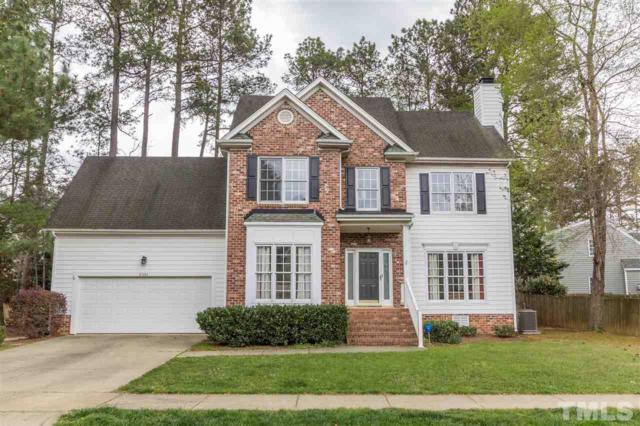 2301 Watersglen Drive, Apex, NC 27502 (#2183064) :: Raleigh Cary Realty