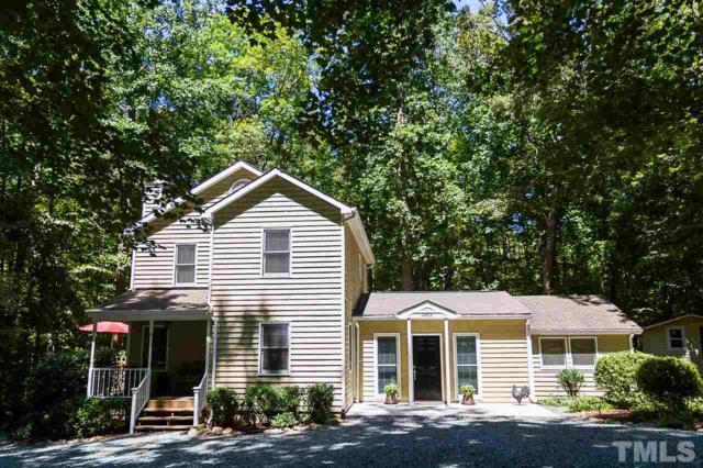 9906 Oak Hollow Road, Chapel Hill, NC 27516 (#2183078) :: The Jim Allen Group