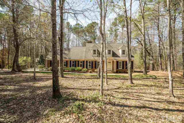 56 Cedar Hills Circle, Chapel Hill, NC 27514 (#2183099) :: Raleigh Cary Realty
