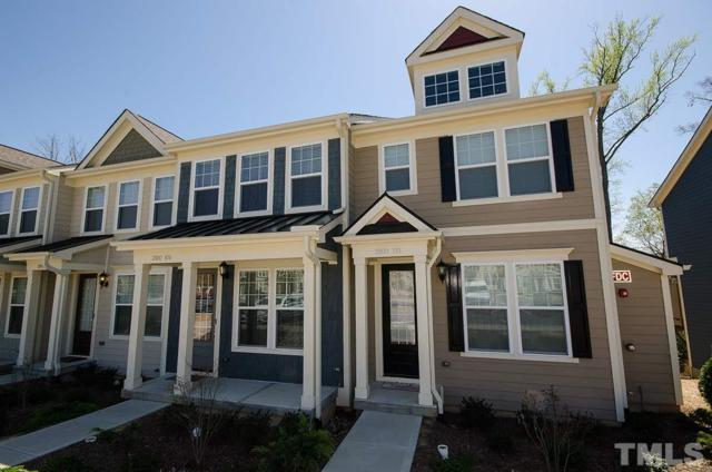 2800 Bedford Green Drive #108, Raleigh, NC 27604 (#2183100) :: The Abshure Realty Group