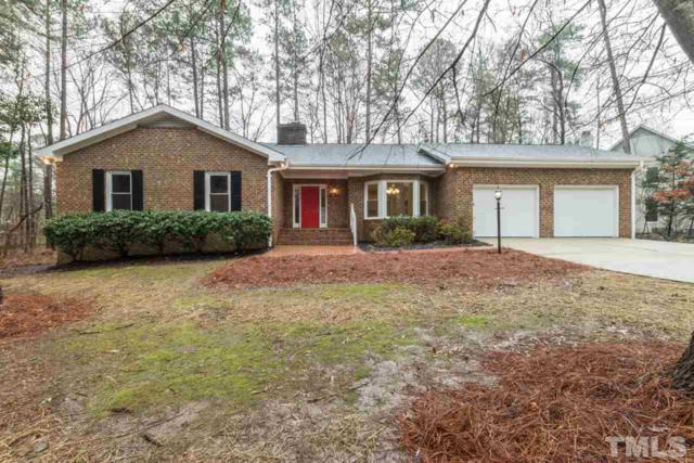 2204 Ridgefield Drive, Chapel Hill, NC 27517 (#2183144) :: Rachel Kendall Team, LLC