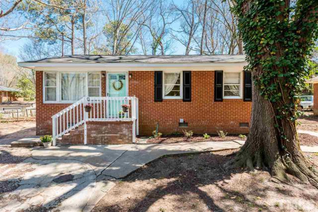 2907 Beechwood Drive, Durham, NC 27707 (#2183159) :: Raleigh Cary Realty