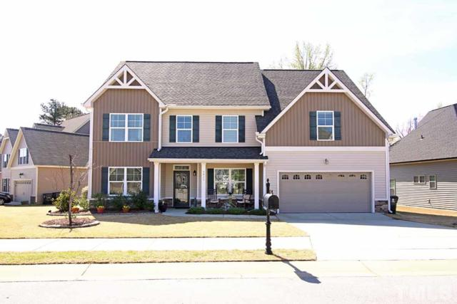 8801 Buffalo Gourd Lane, Angier, NC 27501 (#2183223) :: The Abshure Realty Group
