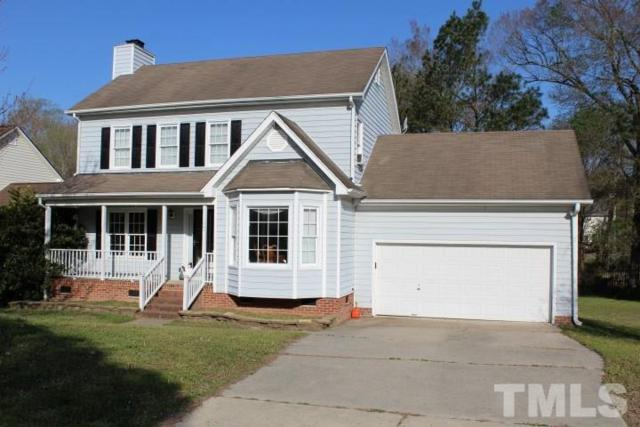 1007 Planters Trail Court, Knightdale, NC 27545 (#2183225) :: The Jim Allen Group