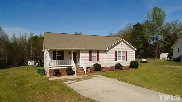 88 Chickadee Court, Willow Spring(s), NC 27592 (#2183230) :: The Jim Allen Group