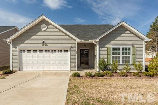 600 Flaherty Avenue, Wake Forest, NC 27587 (#2183294) :: The Jim Allen Group