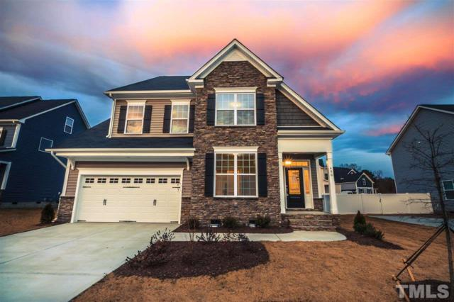 5165 Copain Cove, Fuquay Varina, NC 27526 (#2183310) :: The Abshure Realty Group