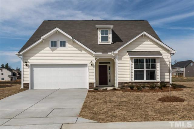 5421 Weathered Rock Court, Knightdale, NC 27545 (#2183311) :: Rachel Kendall Team, LLC