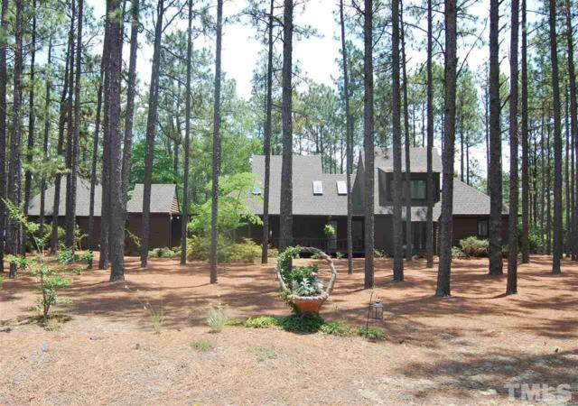 155 Cardinal Road, Southern Pines, NC 28387 (#2183314) :: The Jim Allen Group