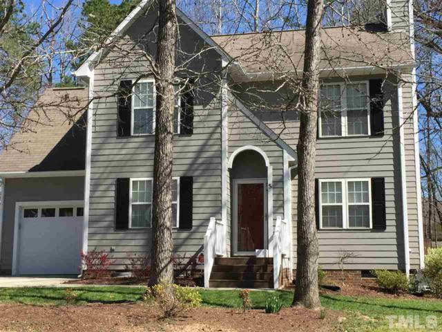 5 Current Lane, Durham, NC 27712 (#2183355) :: Raleigh Cary Realty