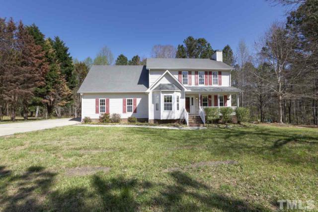219 Atkinson Farm Circle, Garner, NC 27529 (#2183365) :: The Jim Allen Group