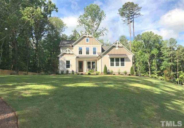 180 Craig Hill Lane, Chapel Hill, NC 27516 (#2183378) :: The Abshure Realty Group