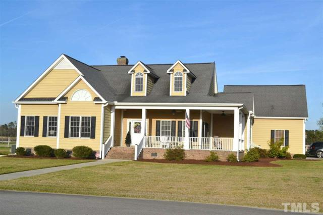 4160 Beulahtown Road, Kenly, NC 27822 (#2183394) :: Rachel Kendall Team, LLC