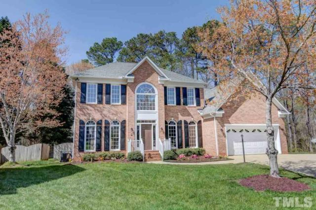 110 Moss Rose Court, Cary, NC 27518 (#2183407) :: The Jim Allen Group