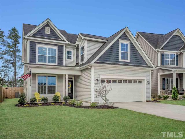 1372 Forest Fern Lane, Fuquay Varina, NC 27526 (#2183424) :: The Abshure Realty Group