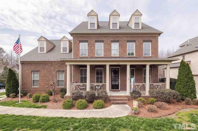 500 Arborhill Lane, Holly Springs, NC 27540 (#2183447) :: The Jim Allen Group