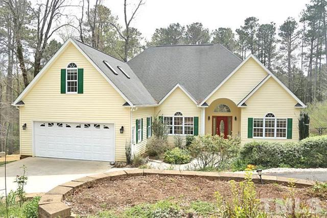 114 Bynum Ridge Road, Pittsboro, NC 27312 (#2183455) :: Raleigh Cary Realty