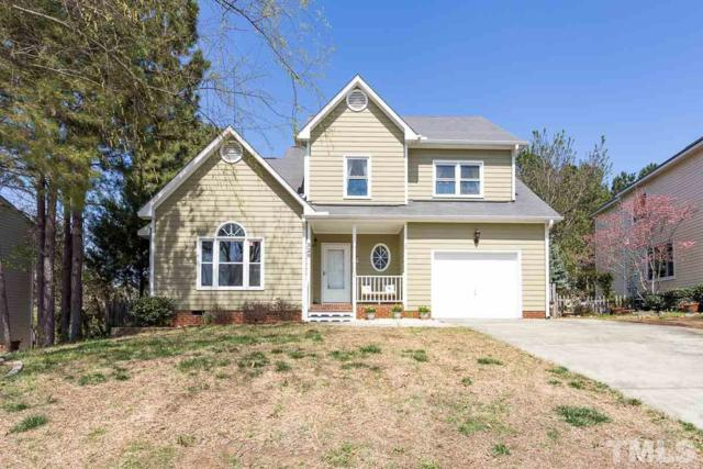 520 Rodney Bay Crossing, Wake Forest, NC 27587 (#2183456) :: Rachel Kendall Team, LLC