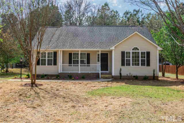 144 Breland Drive, Clayton, NC 27520 (#2183460) :: Raleigh Cary Realty