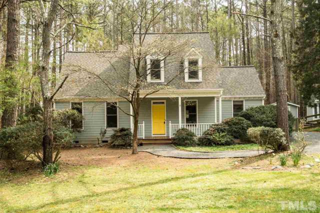2109 Doar Road, Chapel Hill, NC 27514 (#2183467) :: Rachel Kendall Team, LLC