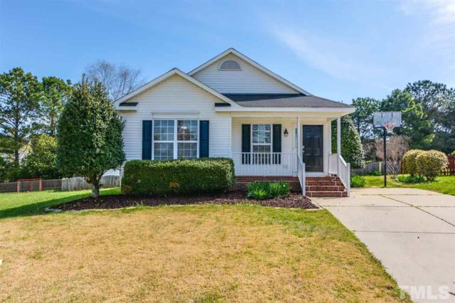 116 Theophilous Trace, Holly Springs, NC 27540 (#2183479) :: Raleigh Cary Realty