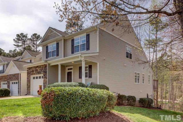 161 Jamison Woods Lane, Apex, NC 27539 (#2183480) :: Rachel Kendall Team, LLC