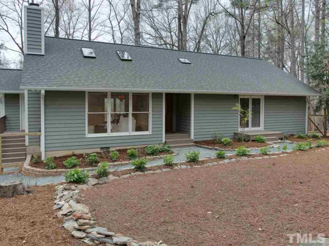 1001 Brace Lane, Chapel Hill, NC 27516 (#2183484) :: Raleigh Cary Realty