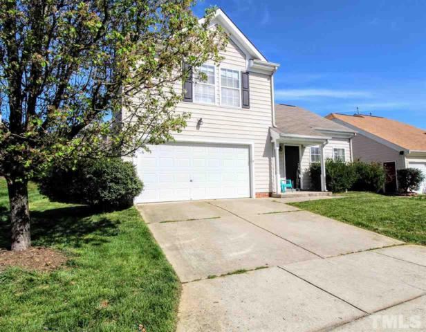 1307 Pebble Creek Crossing, Durham, NC 27713 (#2183494) :: Rachel Kendall Team, LLC