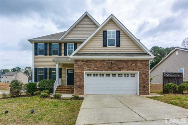 1301 Barnford Mill Road, Wake Forest, NC 27587 (#2183545) :: The Jim Allen Group