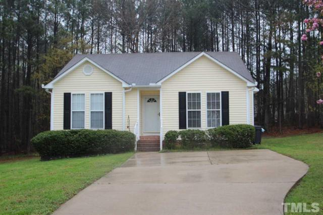 1005 Henchman Court, Knightdale, NC 27545 (#2183592) :: The Perry Group
